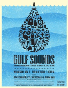 Gulf Sounds poster