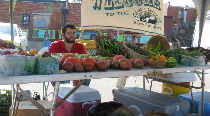 Craft and Harvest Amalgamate in Downtown Market