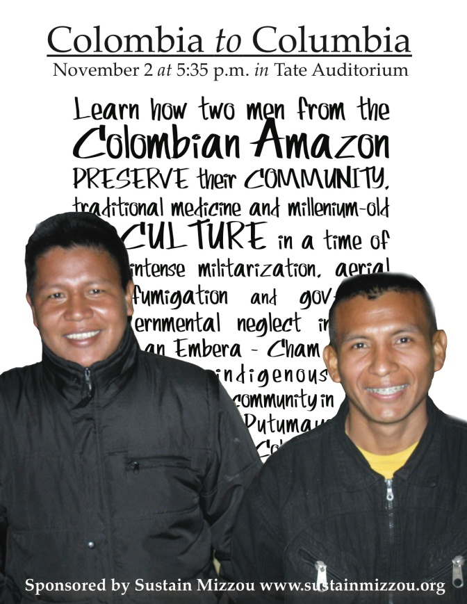 Colombia to Columbia: A conversation between cultures