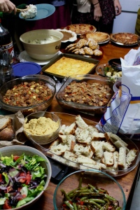 The Thanksgiving Feast