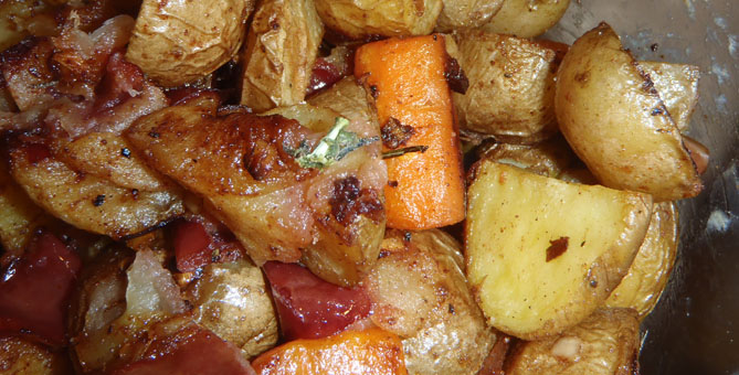 We, as a nation, love our spuds. Let's pause and appreciate that.