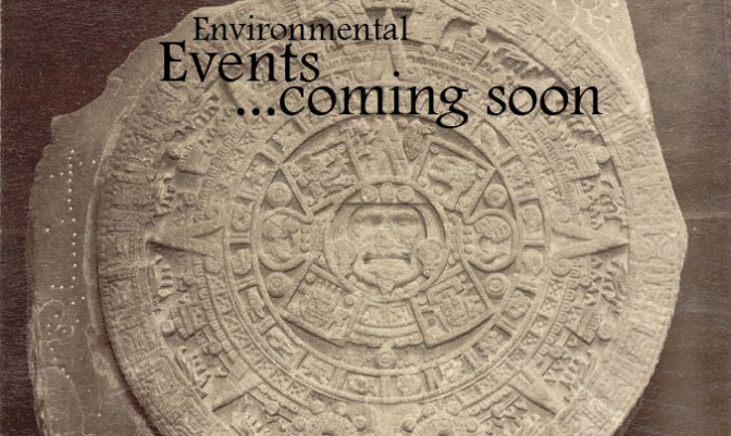 Environmental events happening soon in Columbia