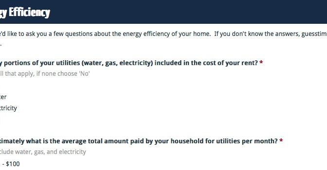 Survey investigates energy efficiency in Columbia rental properties