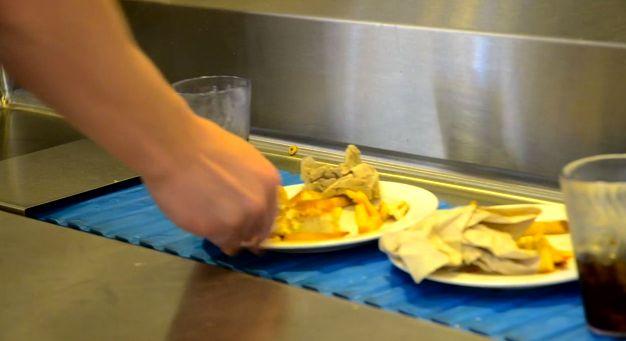 Micro-doc: Tracing Dining Hall Food Waste