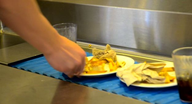 Micro-doc: Tracing Dining Hall Food Waste